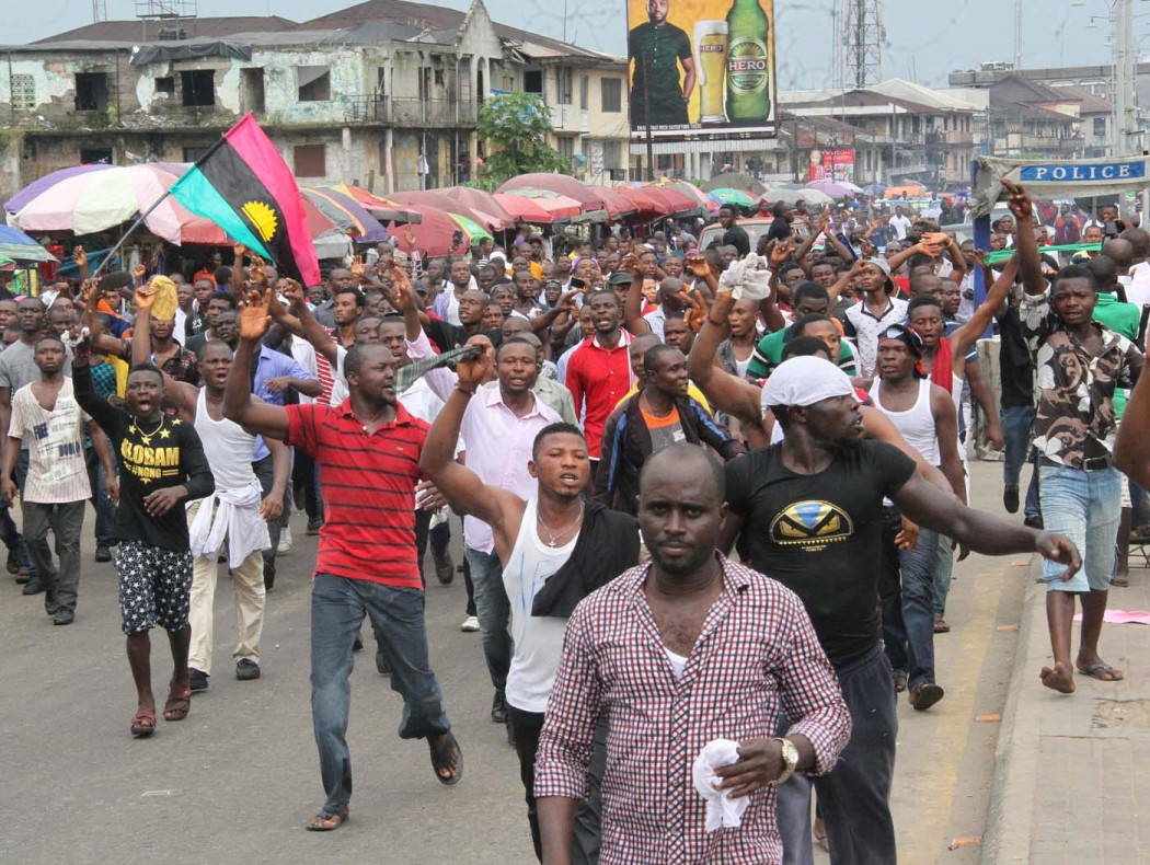 Breaking: Biafra is still alive - Group
